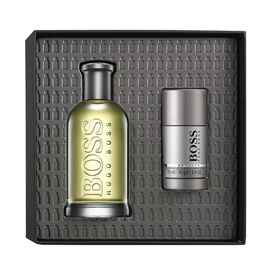 boss bottled gift set 200ml fragrance direct. Black Bedroom Furniture Sets. Home Design Ideas