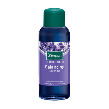 Kneipp Herbal Bath Balancing Lavender 100ml, , large