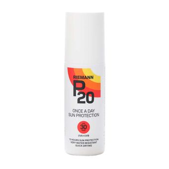 Riemann P20 Once A Day Sun Protection Spray SPF30 100ml, , large