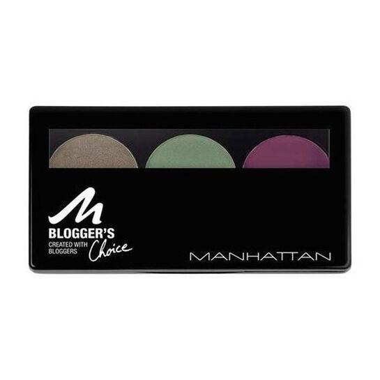 Manhattan Bloggers Choice Eyeshadow Trio, , large