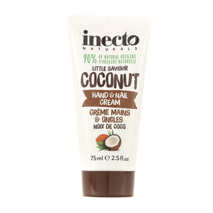 Inecto Naturals Coconut Hand & Nail Cream 75ml, , large