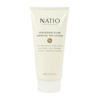 Natio Sun Kissed Glow Gradual Tan Lotion 200ml, , large