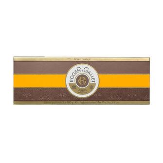 Roger & Gallet Bois d'Orange Perfumed Soaps 3x100g, , large