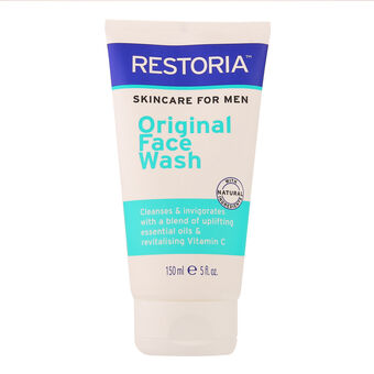 Restoria Skincare For Men Original Face Wash 150ml, , large