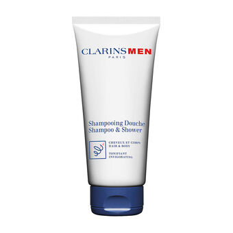 Clarins Men Total Shampoo 200ml, , large