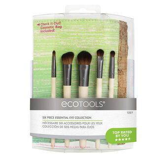 EcoTools 6 Essential Eye Collection, , large