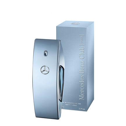 Mercedes-Benz Club Fresh Men Eau De Toilette Spray 50ml, , large
