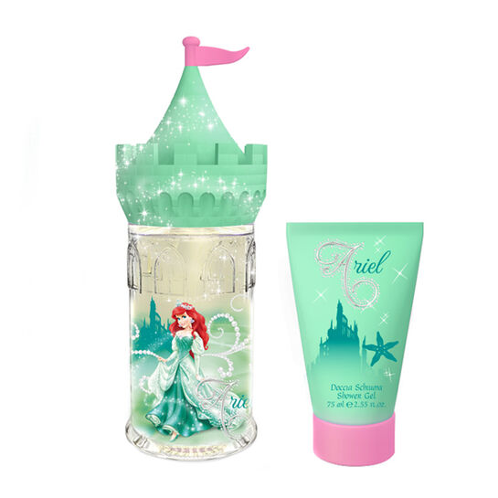 Disney Ariel Castle Tin Gift Set 50ml, , large