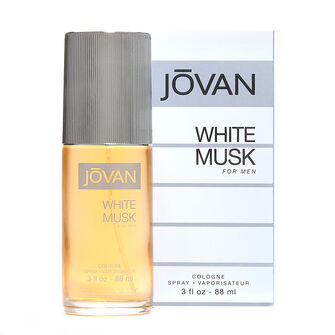 Coty Jovan White Musk Men Eau de Cologne Spray 88ml, , large