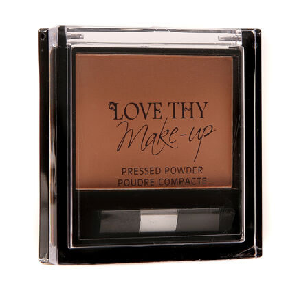 Love Thy Makeup Pressed Powder, , large