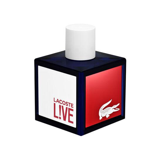Lacoste Live Male Eau de Toilette Spray 100ml, 100ml, large