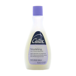 Cutex Nourishing Nail Polish Remover 100ml, , large