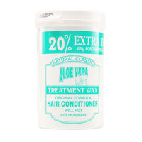 Natural Care Aloe Vera Treatment Wax 480g, , large