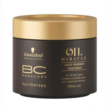 Schwarzkopf BC Bonacure Oil Miracle Gold Shimmer Treatment, , large