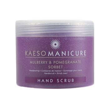 Kaeso Mulberry Pomegranate Sorbet Hand Scrub 450ml, , large