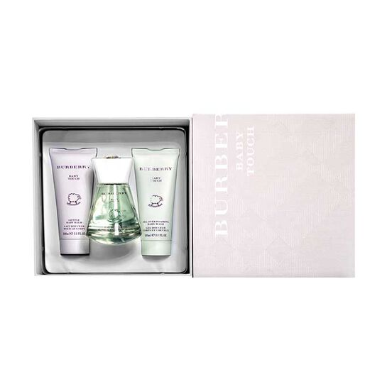 Burberry Baby Gift Sets : Burberry baby touch gift set ml alcohol free