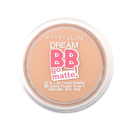 Maybelline Dream BB Go Matte Cream Powder SPF25 11g, , large