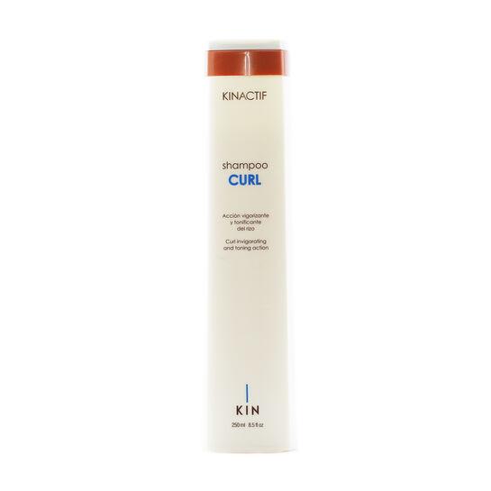 Kin Kinactif Shampoo Curl 250ml, , large