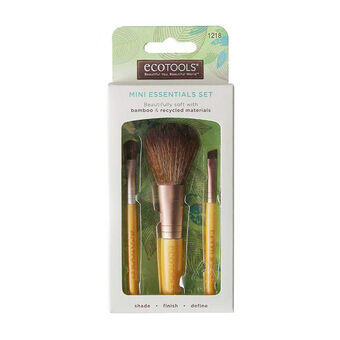 EcoTools Mini Essentials Brush Set, , large