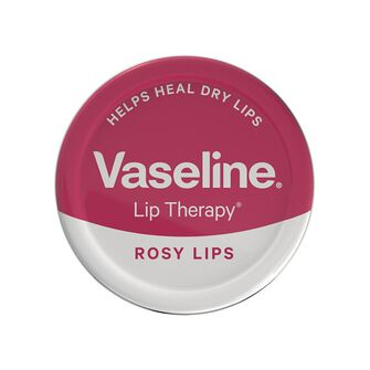 Vaseline Lip Therapy Petroleum Jelly Rosy Lips 20g, , large