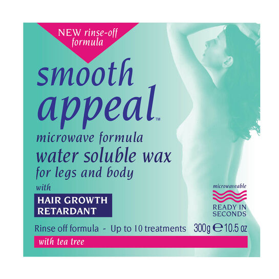 Smooth Appeal Water Soluble For Legs And Body 300g, , large