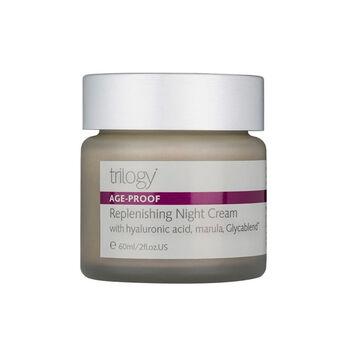 Trilogy Anti Age Replenishing Night Cream 60ml, , large