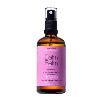 Balm Balm 100% Organic Rose Floral Water Hydrosol 100ml, , large