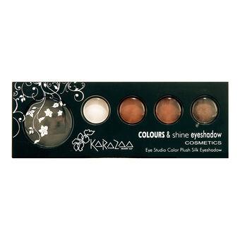 Karazaa Colours & Shine Eyeshadow 14g, , large