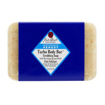 Jack Black Turbo Body Bar Scrubbing Soap 171g, , large