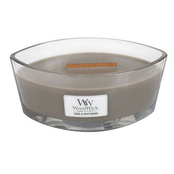 WoodWick Lavender Spa Hearthwick Candle 453g, , large
