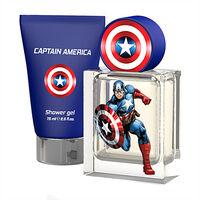 Disney Avengers Captain America Gift Set 50ml, , large
