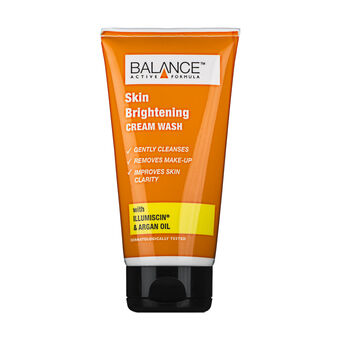 Balance Skin Brightening Cream Wash 150ml, , large