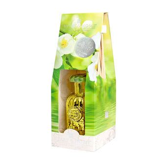 Heart & Home Reed Diffuser White Jasmine & Freesia 298g, , large