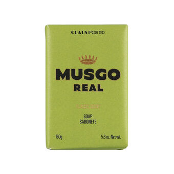 Musgo Real Men's Body Soap Classic Scent 160g, , large