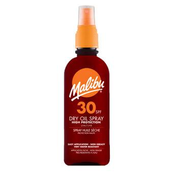 Malibu Dry Oil Spray SP30 100ml, , large