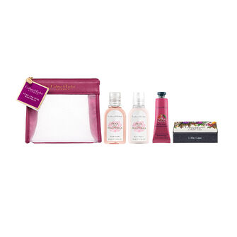Crabtree & Evelyn Pear & Pink Magnolia Traveller, , large