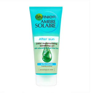 Garnier Ambre Solaire After Sun 24h Soothing Gel 200ml, , large
