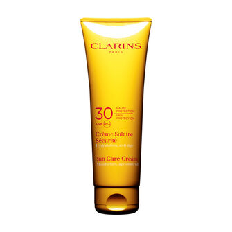 Clarins Sun Care Cream High Protection (UVB 30) 125ml, , large