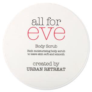 Urban Retreat All For Eve Body Scrub 200ml, , large