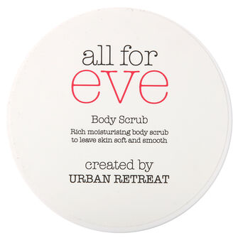 Urban Retreat All For Eve Body Scrub 200ml, , large