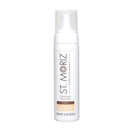 St Moriz Instant Self Tanning Mousse 200ml Dark, , large