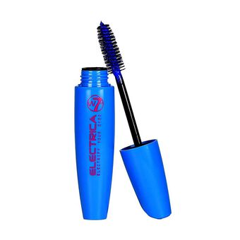 W7 Electrica Mascara Electric Blue 15ml, , large