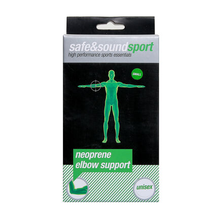 Safe & Sound Neoprene Elbow Support, , large
