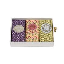 Claus Porto Gift Box Wax Sealed Soap 3x150g, , large