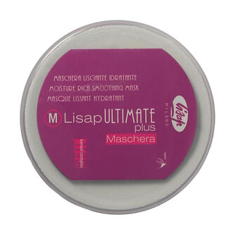 Lisap Ultimate Moisture Rich Smoothing Mask 250ml, , large