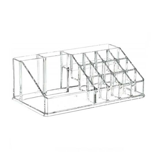 Technic Chit Chat Clear Make Up Organiser, , large