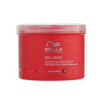 Wella Brilliance Treatment for Fine Normal Hair 500ml, , large