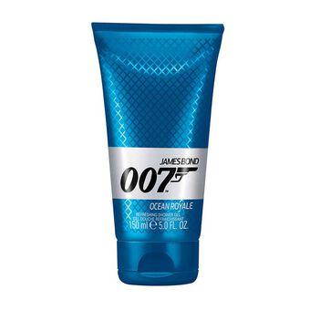 007 Fragrances James Bond Ocean Royale Shower Gel 150ml, , large