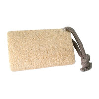 Basicare Loofah Body Scrubber, , large