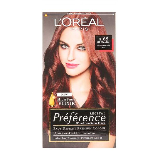 L'Oreal Preference Hair Colour, , large